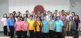 วันที่ 2 ของโครงการบริการวิชาการสัญจรสู่ชุมชน จังหวัดสิงห์บุรี