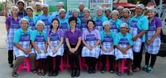 โครงการถ่ายทอดเทคโนโลยีการพัฒนาผลิตภัณฑ์อาหารจากปลาของชุมชนจังหวัดสิงห์บุรี (ครั้งที่ 2)
